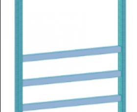 大林線槽吊架結構應力分析