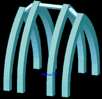 統一清境小瑞士結構設計