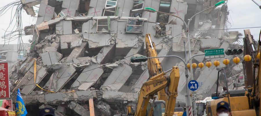 本事務所受訪釋疑維冠大樓倒塌原因