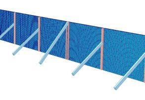 防水閘門 結構分析檢核
